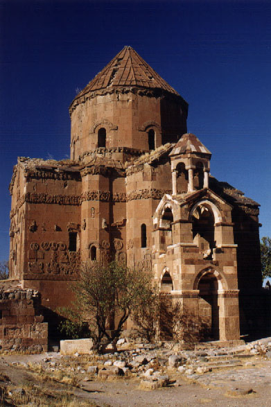 Armenian church, Akdamar Island