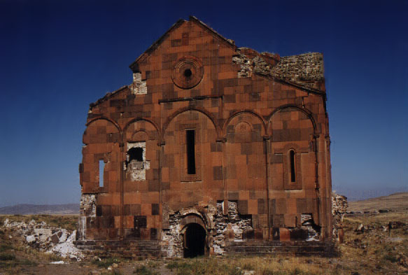 ruins of Ani Cathedral