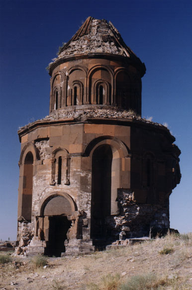 Armenian church of St. Gregory