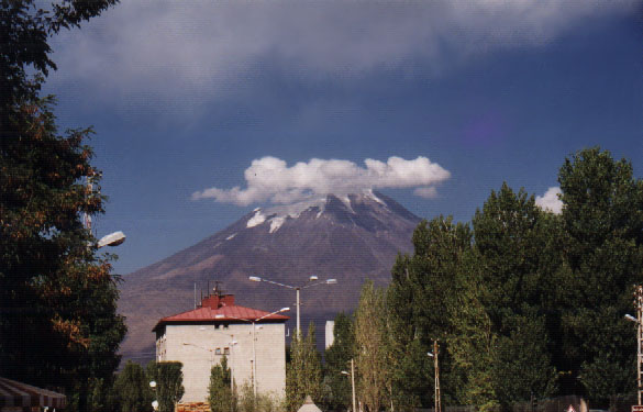 Mt. Ararat