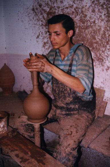 Avanos potter