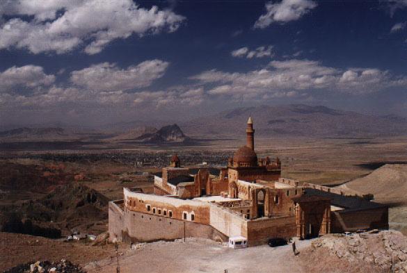 Ishak Pasa's palace
