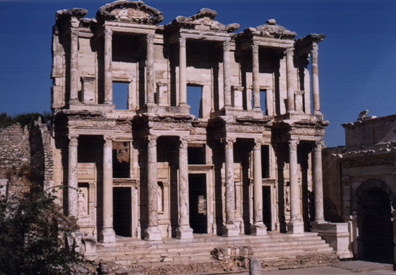 Ruins of Celsus library
