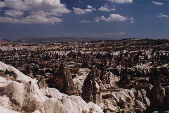 landscape of Goreme