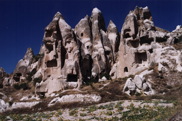 tufa caves