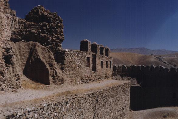 stone ramparts