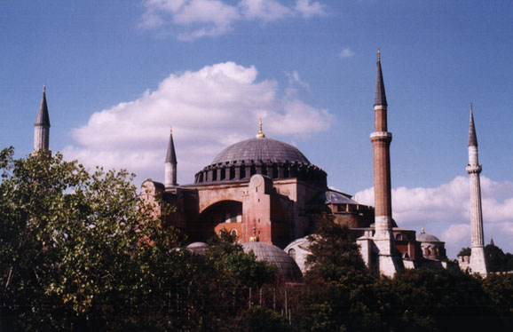 Aya Sofya church