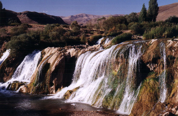 Muradiye Falls