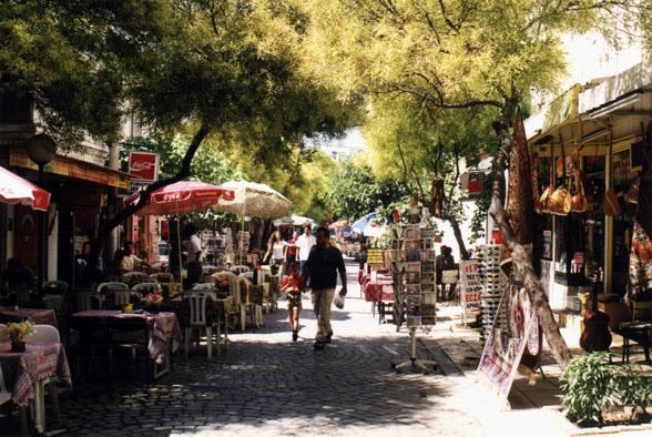 Street scene, Selcuk