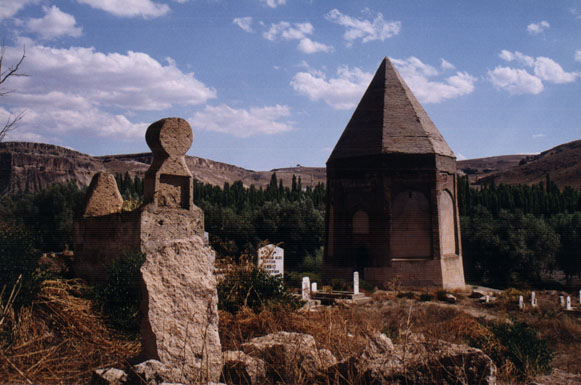 Selime graveyard