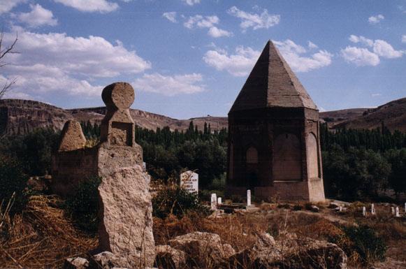 Selime graveyard