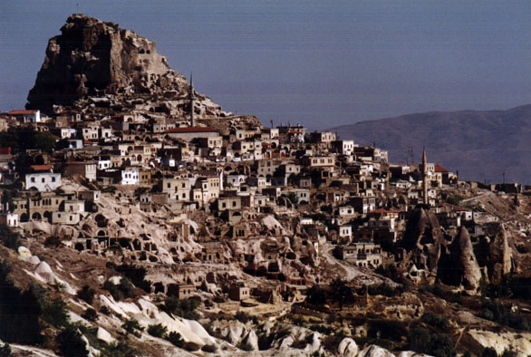 city of Uchisar