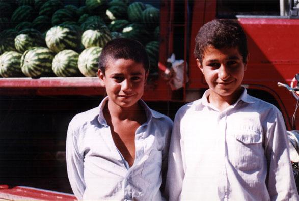 two Urfa boys