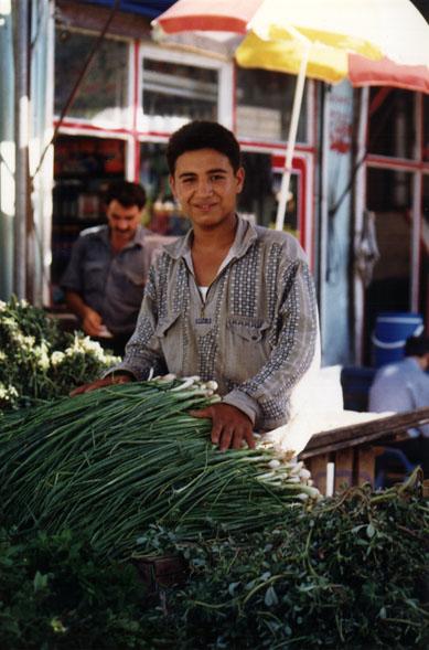 boy, Urfa market