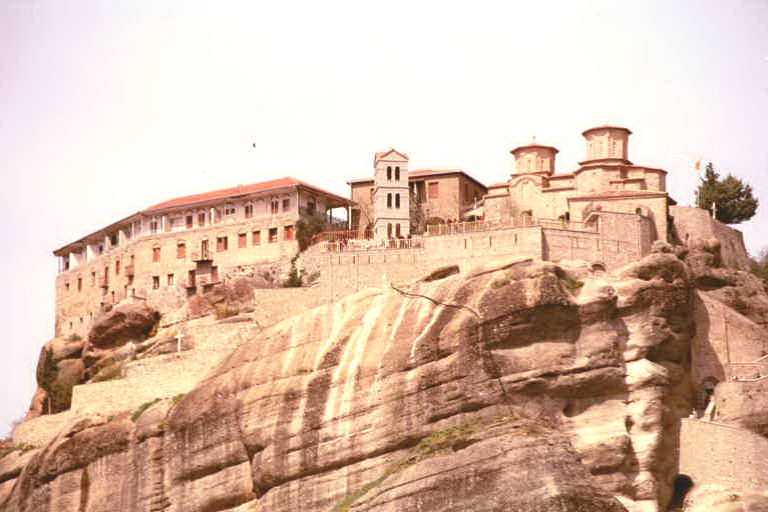 Megalou Monastery