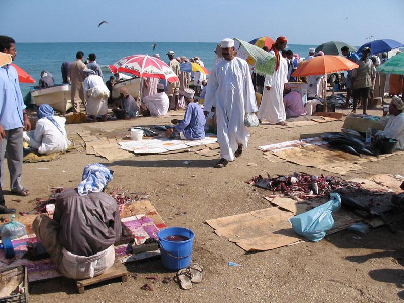 Barka Fishmarket